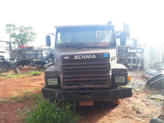 Sucata Scania T 112 4x2 85 (somente Peças)
