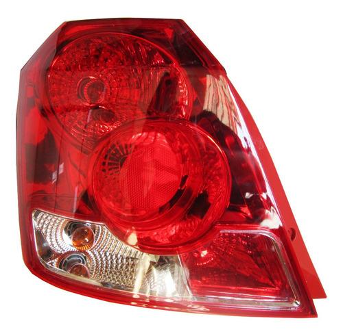 Stop Trasero Chevrolet Aveo 3 Ptas 2006 10 Izquierdo Derecho