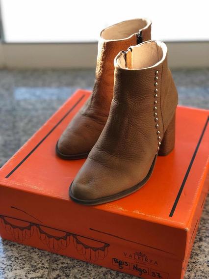 Zapatos, Botitas Mujer Valkirya Paris Talle 35