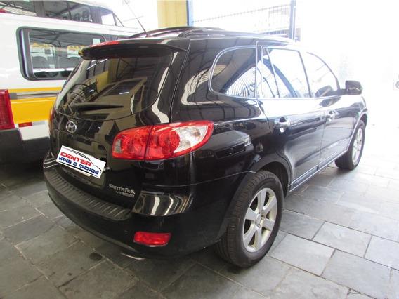 Hyundai Santa Fe Preta 2009