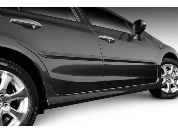 Friso Lateral Conjunto Honda Civic 2012/2017
