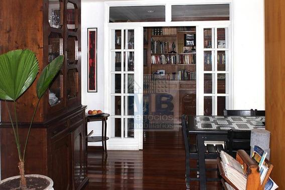 Apartamento Com 4 Dormitórios À Venda, 167 M² Por R$ 1.470.000 - Vila Nova Conceição - São Paulo/sp - Ap3664