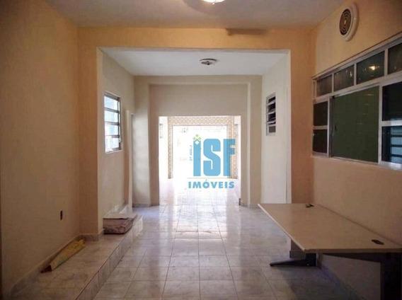 Casa Comercial Para Alugar, 160 M² - Vila Campesina - Osasco/sp - Ca1352. - Ca1352