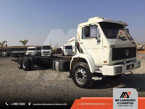 Caminhão Volksvagen Vw 16.220 Truck 6x2