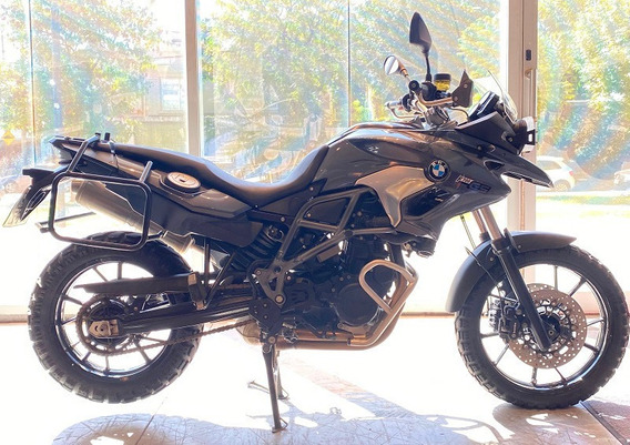Bmw F 700 Gs 2016 Impecable!!