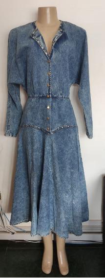 Vestido Feminino Jeans Gode