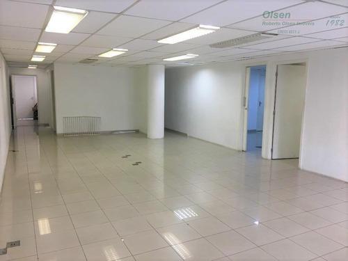 Cj0236 - Conjunto Para Alugar, 140 M² Por R$ 2.000/mês - Bela Vista - São Paulo/sp - Cj0236