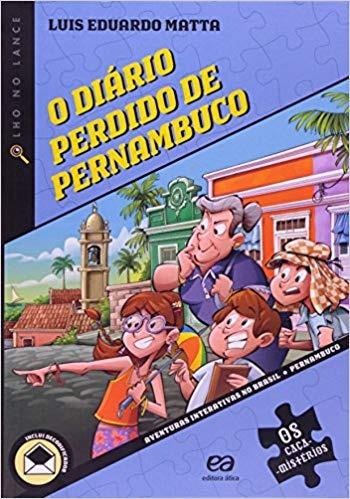 Diario Perdido De Pernambuco Luis Eduardo Matta