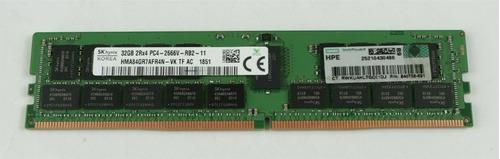 Imagem 1 de 3 de Memória 32gb Ddr4 Pc4-2400t Rdimm 2400 Mhz Hma84gr7afr4n-vk