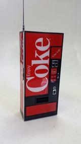 Radio Geladeira Coca Cola
