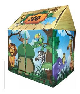 Carpa Infantil Zoo