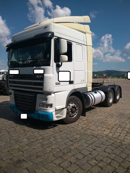 Caminhão Daf Xf105 460 6x2 Unico Dono Ano 2017 R$ 270.000.