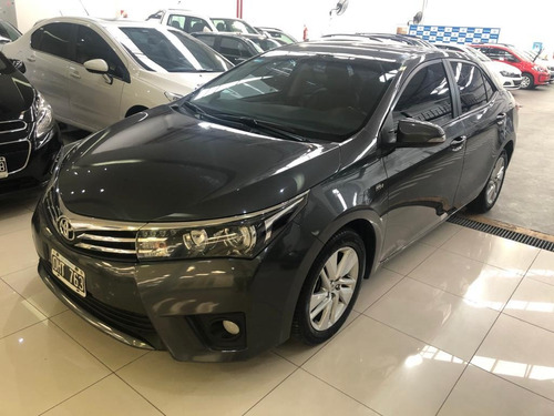 Toyota Corolla Xei 1.8 Cvt Autom Excelente Unidad Rt A1
