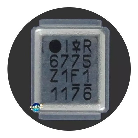 6775 Irf6775 Irf6775mtr Irf6775mtrp Mosfet Audio Digital