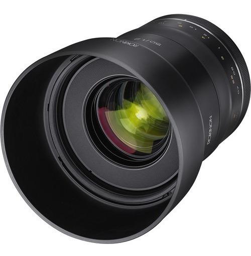 Lente Rokinon Sp 50mm F/1.2 Para Canon Ef