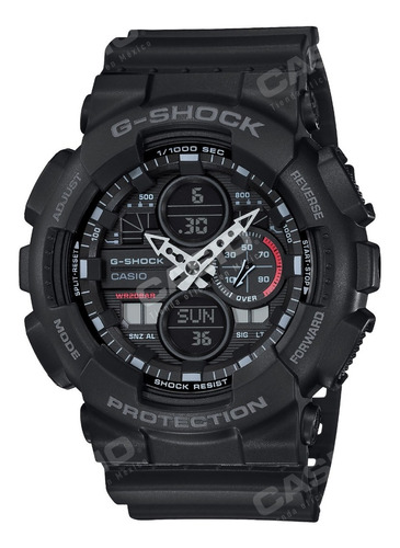 Reloj Casio G-shock Youth Ga-140-1a1