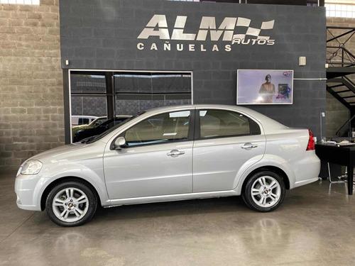 Chevrolet Aveo Lt Mt Mod 2010 Excelente Estado!!!