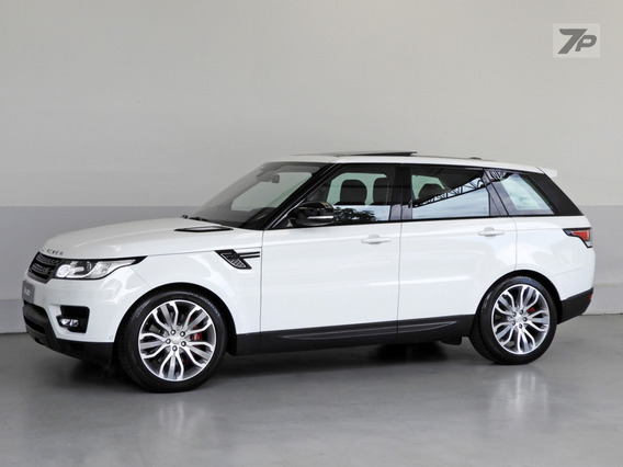 Range Rover Sport Hse Dynamic 5.0 V8 Supercharged 4p Auto.