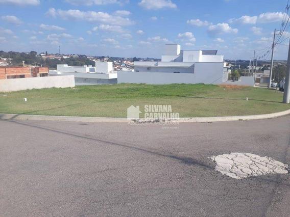 Terreno À Venda No Residencial Central Parque Em Salto/sp - Te3730