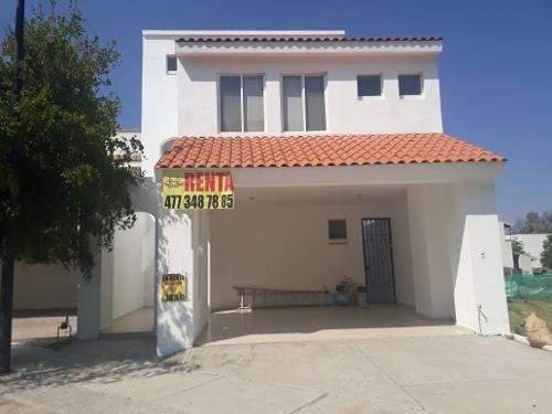 Casa En Renta León Gto Zona Sur Este Mayorazgo Residencial