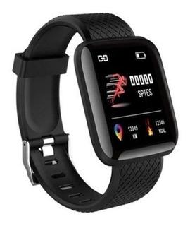 Smartwatch D13 Relógio Inteligente Preto Esporte