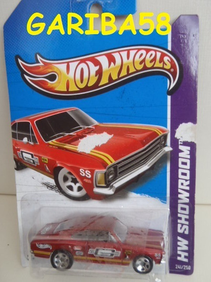 R$30 No Lote Hot Wheels Opala Ss 2013 Performance Gariba58