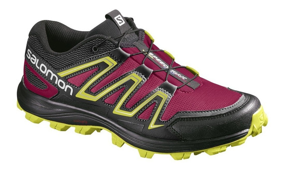 Tênis Feminino Salomon - Speedtrak F - Running