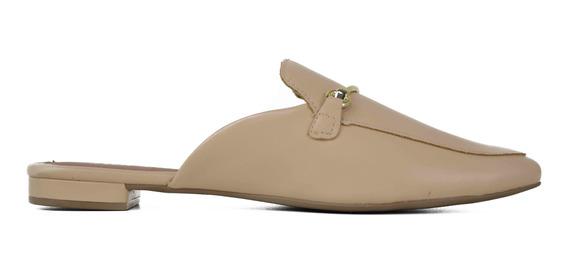 Sapato Fem. Sua Cia Mule Cream 8119.12405
