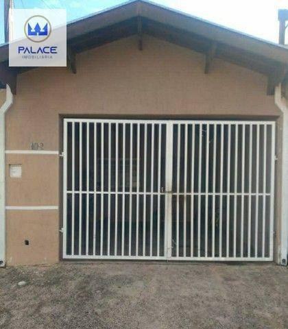 Imagem 1 de 11 de Casa Com 2 Dormitórios À Venda, 62 M² Por R$ 180.000,00 - Parque Orlanda I - Piracicaba/sp - Ca0934