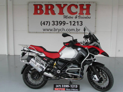 Bmw R 1200 Bmw R1200 Gs Adventure Abs 40.641km 2016 R$65.900