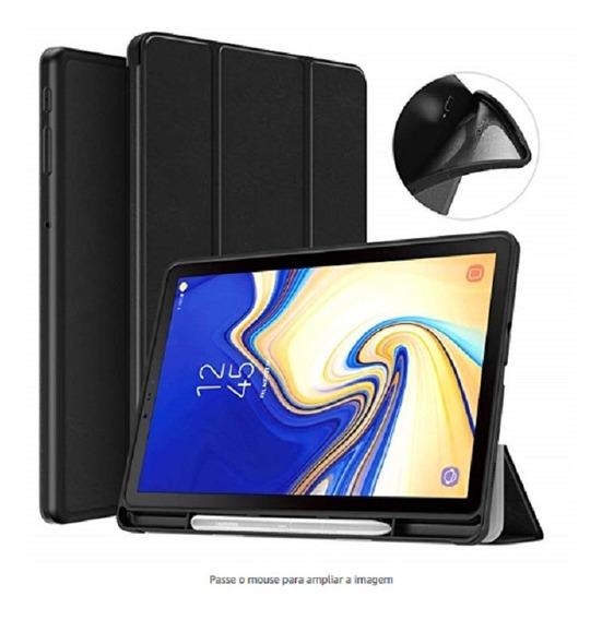 Case Com Entrada Caneta Samsung Tab S4 10.5