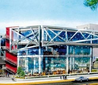 Excelente Local En Renta De 448 M2 En Plaza Tenorios.