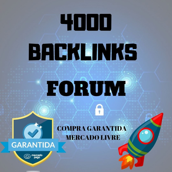 Comprar 4000 Backlinks De Forúns