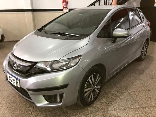 Honda Fit 1.5 Exl At Full Full 2017 Financiamos