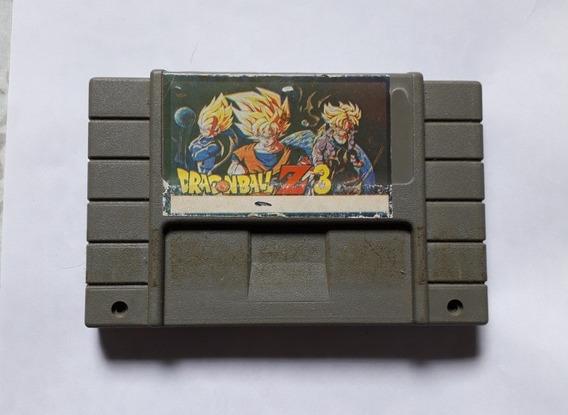Dragon Ball Z Super Butouden 3 Super Nintendo Snes