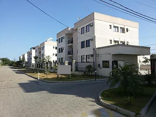Apartamento Em Enseada Das Gaivotas, Rio Das Ostras/rj De 52m² 2 Quartos À Venda Por R$ 240.000,00 - Ap614584