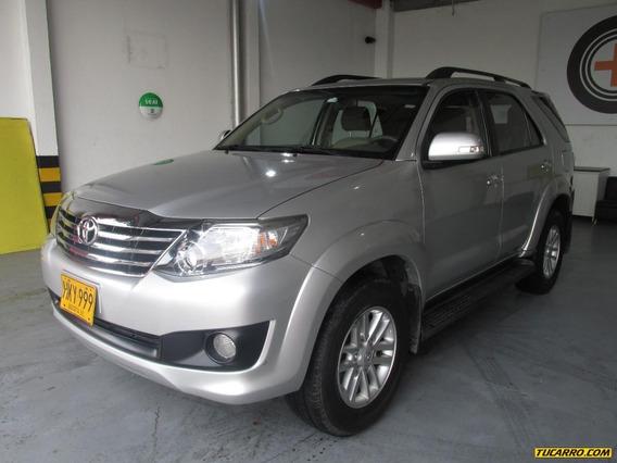 Toyota Fortuner Fortuner Urbana