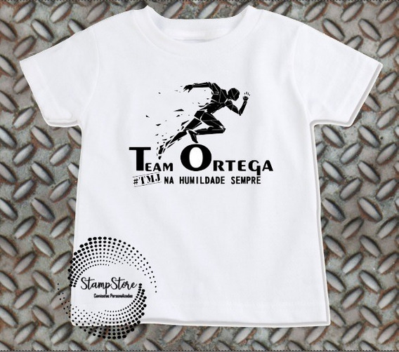 Camiseta Team Ortega