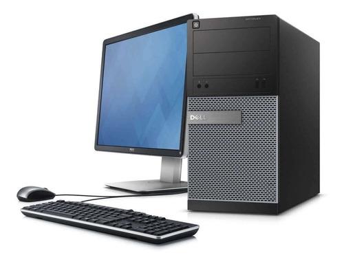 Computadora Barata Core I3 4gb Ddr3 500gb Hdd Monitor 17