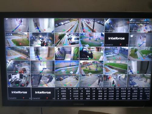 Imagem 1 de 5 de Instalação De Câmeras De Segurança