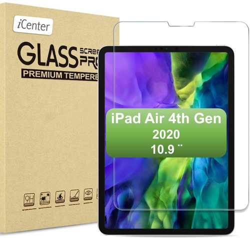 Vidrio Templado Pantalla iPad Air 4 (2020) 10.9 Original+kit