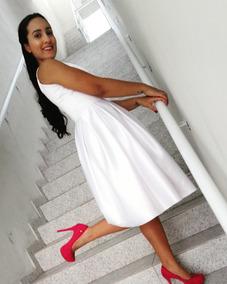 940790958 Vestidos Evangelicos - Vestidos De Madrinha Femininas Branco no ...