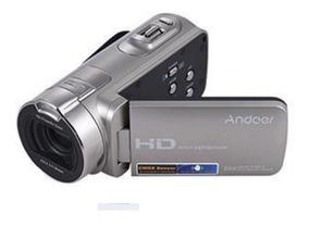Filmadora 1080p Full Hd Lcd 2.7 16 X Zoom