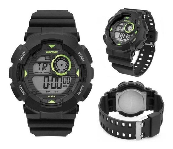 Relógio Masculino Wave Pai E Filho - Mormaii Nf E Garantia