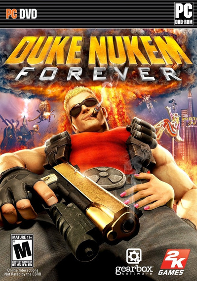 Game Duke Nukem Forever Para Pc