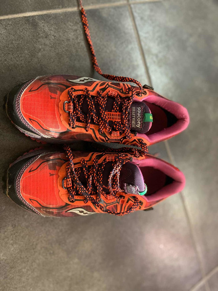 Zapatillas Trail Running Saucony Xodus 6.0 Gtx