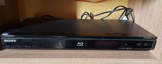Reproductor Blu Ray Sony Más 180 Películas + Exhibidor