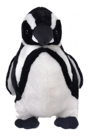 Pinguino Magallanes Muñeco Peluche Animales Mar Patagonia