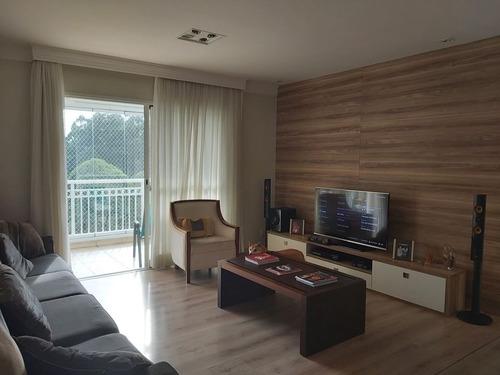 Imagem 1 de 25 de Rrcod3673 Apartamento 110m² Condomínio Green Tamboré - Santana De Parnaíba - 3 Dorms - 2 Vagas - Oportunidade - Ótima Localização - Rr3673 - 69676300