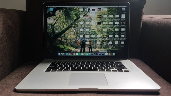 Macbook Pro Retina 15 Polegadas I7 8gb 256 Ssd (late 2013)